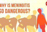 Why is meningitis so dangerous? - Melvin Sanicas