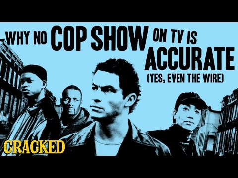 Why No Cop Show On TV Is Accurate (Yes, Even 'The Wire') - Today's Topic