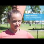 Daisy Pearce - Active April Ambassador & AFLW Melbourne Demons Captain (video)