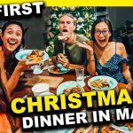 FILIPINO CHRISTMAS Traditions?? feat. Bisayang Hilaw, Zowie Palliaer, Avelovinit