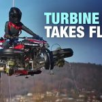 Lazareth's transforming flying motorcycle can hover   What the Future
