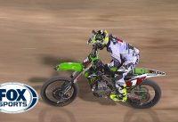 Ryan Villopoto Wins Finale - Las Vegas Supercross 2014