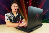 The $1,800 Mystery HP Gaming Laptop