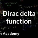 Dirac delta function   Laplace transform   Differential Equations   Khan Academy