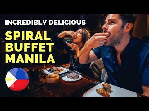 EXTREME MANILA LUXURY in MANILA BAY - Sofitel & Spiral Buffet