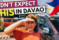 We didn't expect THIS in DAVAO CITY