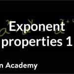 Exponent properties 1 | Exponent expressions and equations | Algebra I | Khan Academy