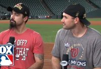 Ryan Zimmerman: 'We've come a long way... World Series champs, you can't take it away' | FOX MLB
