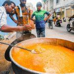 Indian Street Food Tour in Hyderabad, India | Street Food in India BEST Biryani