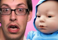 The Try Guys Raise Robot Babies • Motherhood: Part 3