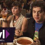 Man v. Food: Red Hot Ramen Challenge