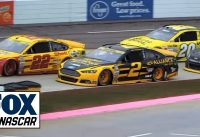 """Radioactive: Martinsville - """"That's a chicken [expletive] move right there!"""" - NASCAR Race Hub"""